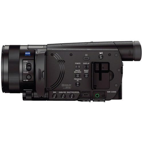 Sony HDR-CX900E Full HD Handycam Camcorder (PAL)