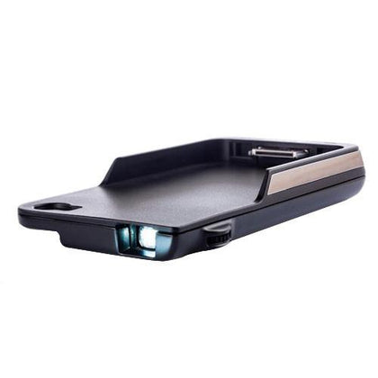 Aiptek i50S DLP Pico Projector for iPhone 4/4S (Black)