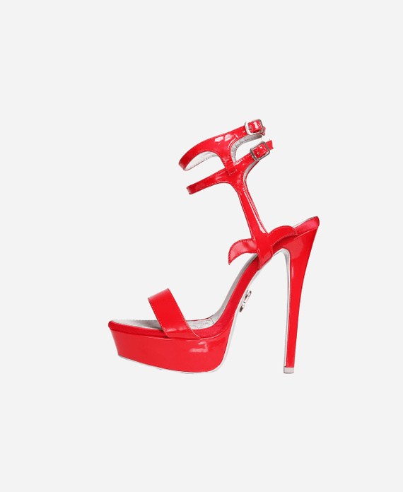 High Life Red Heels