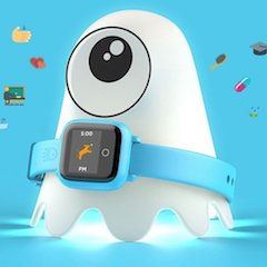 First icon-based watch that empowers kids by teaching good habits
