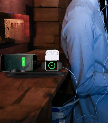 Image of Gizmodern Ultimate 3-in-1 Charge Station Swiftly TGB Dock