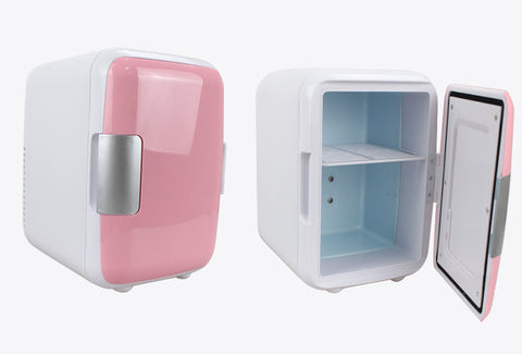 mini beauty cosmetic makeup fridge