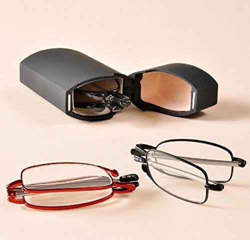 Mini Portable Folding Reading Glasses