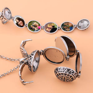 EXPANDING ANGEL WING PHOTO LOCKET- BUY 1 GET 1 FREE (LIMITED TIME)