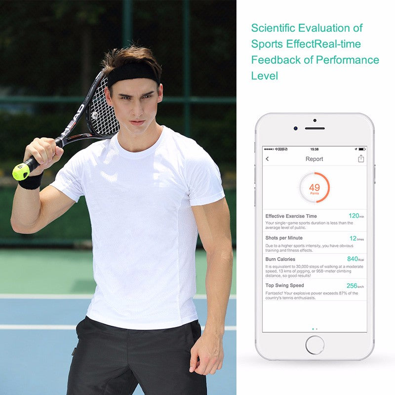 Champion Smart Tennis Sensor Tracker