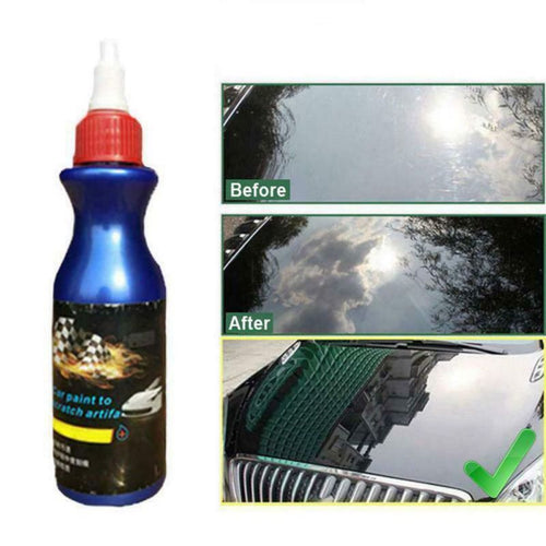One Glide Car Scratch Remover Car Paint Scratch Remover Polishing Repair