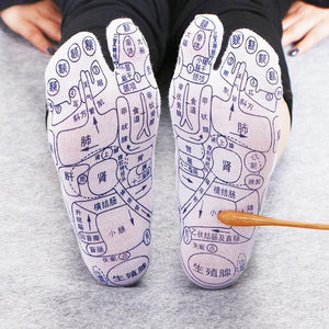 Pedicure Massage Socks
