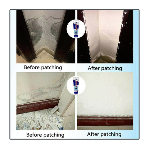 Image of Wall Mending Ointment Grouts Beautiful Sealant For Walls Peeling Graffiti Gap