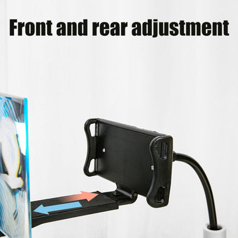 HD Screen Magnifier with Lazy Arm Holder