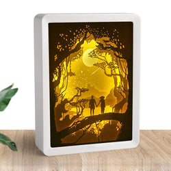 3D Art Light Box