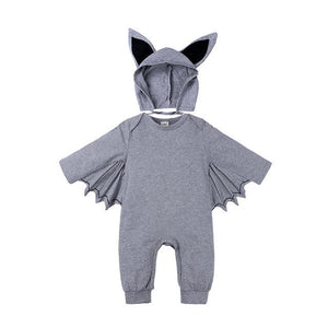 Awesome bat batman baby romper onesie