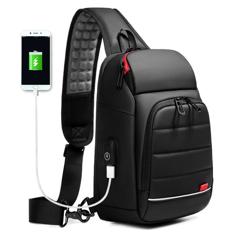 UCHEST™ - Charging Chesty Shoulder Bag