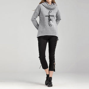 Awesome Faith Neck Hoodie