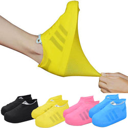 silicone waterproof latex shoe cover
