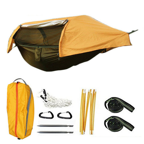 Portable Camping Tent hammock tree top