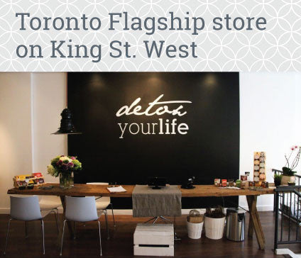Toronto Flagship store on King St. West