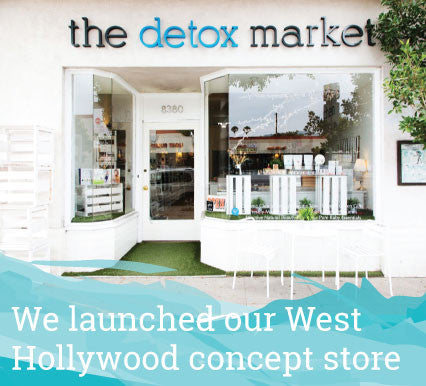 We launched our West Hollywood concept store