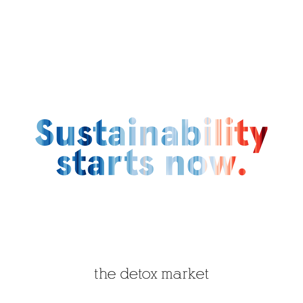 sustainability starts now