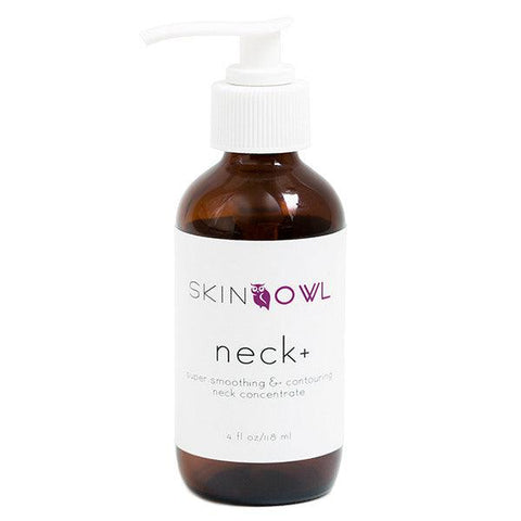 Neck + Super­smoothing & Contouring neck concentrate