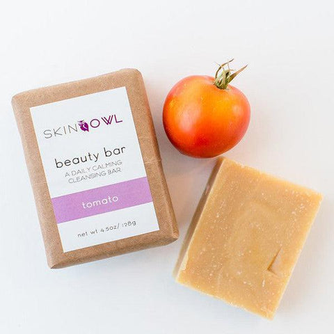 Tomato Beauty Bar