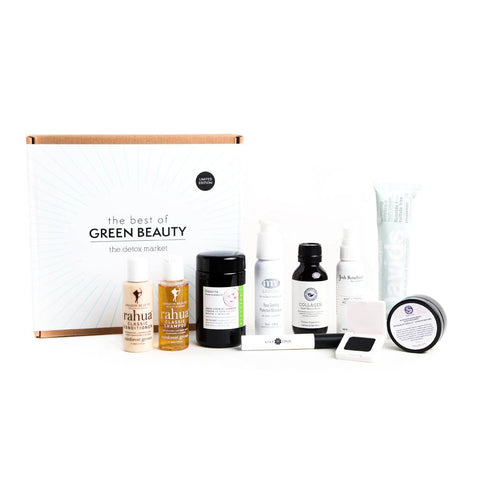 The Detox Market Best of Green Beauty Box - 2017