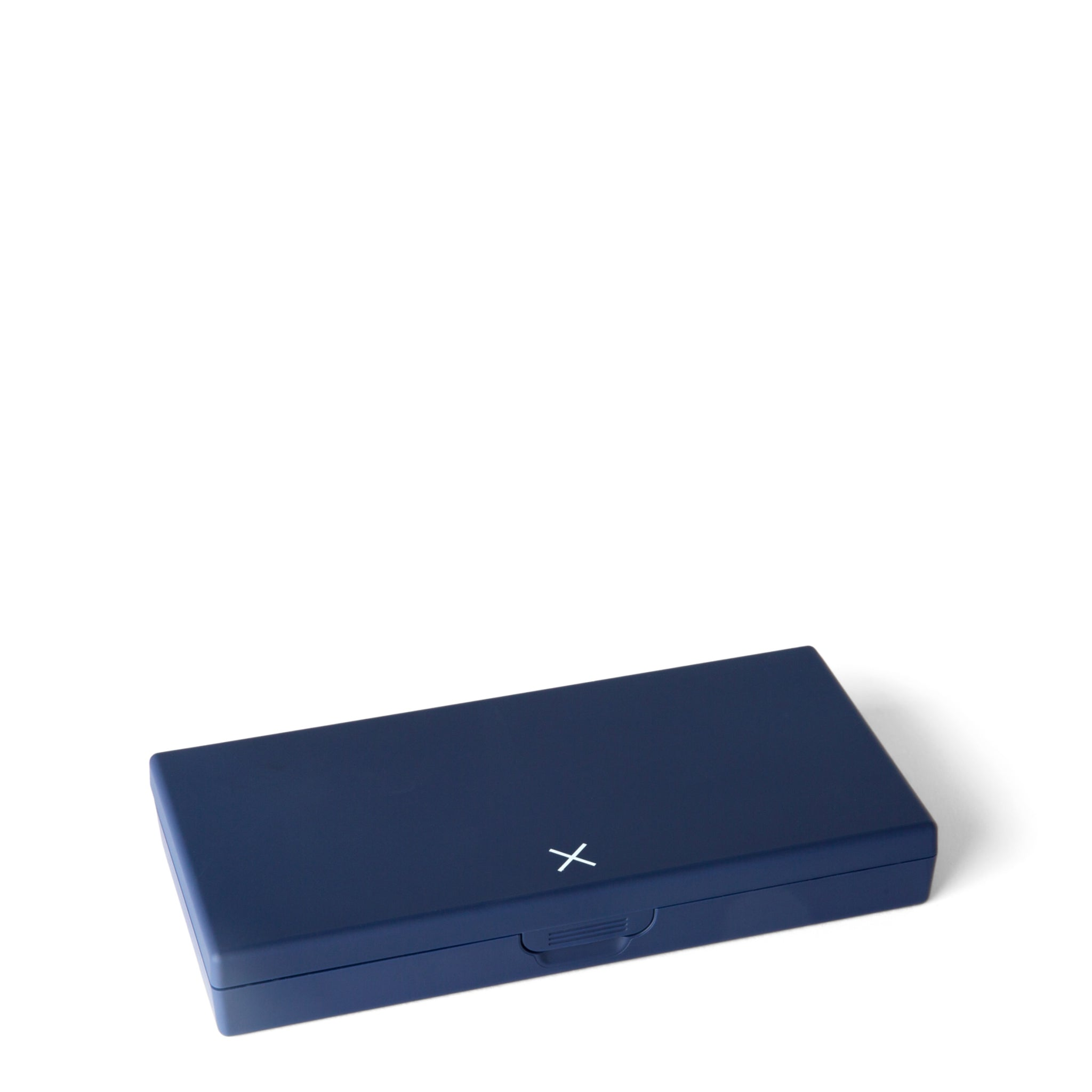 Navy Blue Pill Case