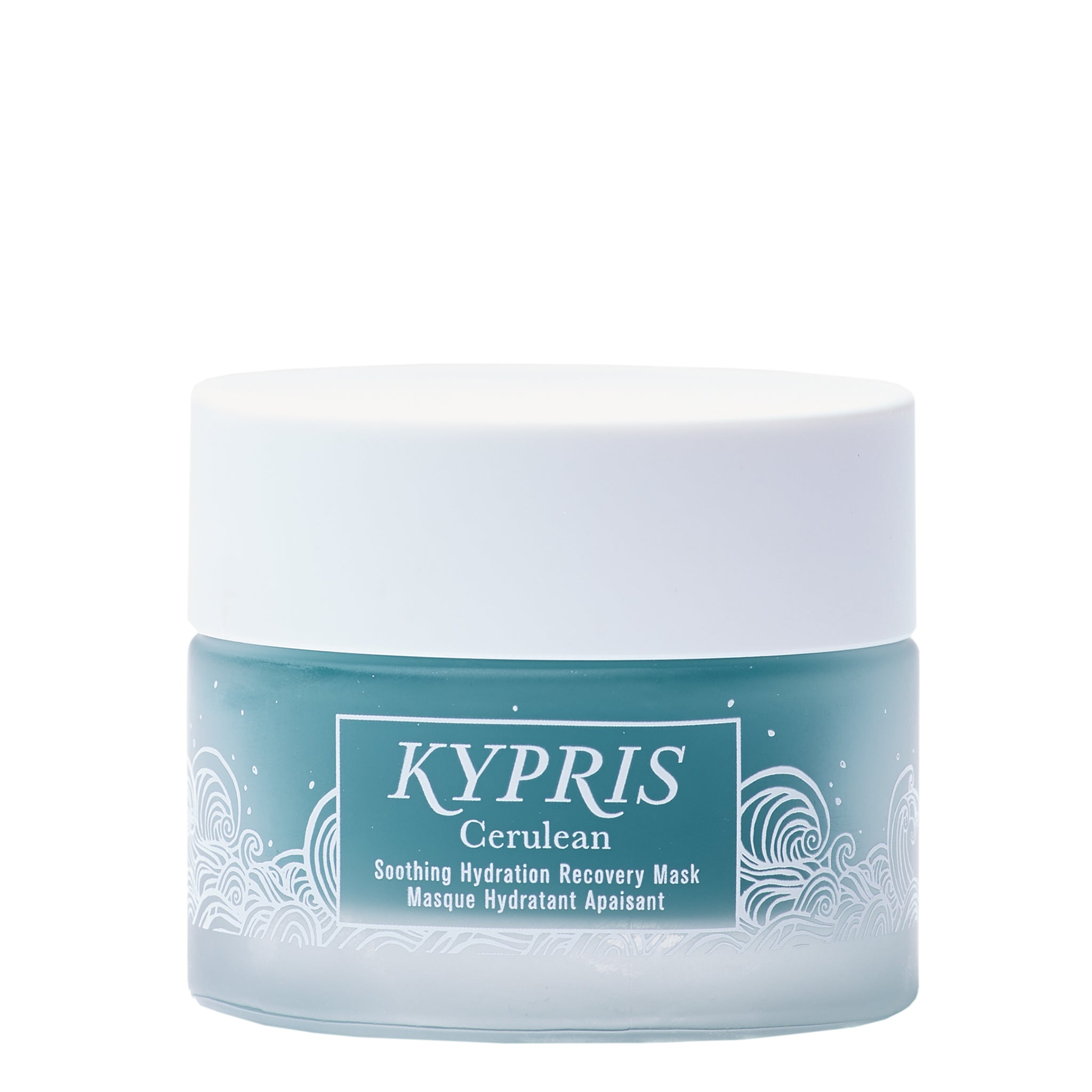 Cerulean Soothing Hydration Recovery Mask Kypris Beauty