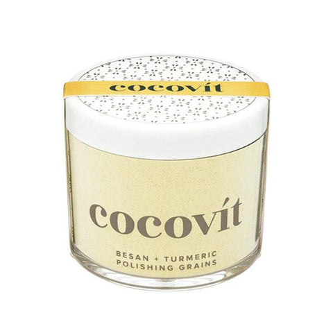 Cocovit Besan + Turmeric Polishing Grains 4oz