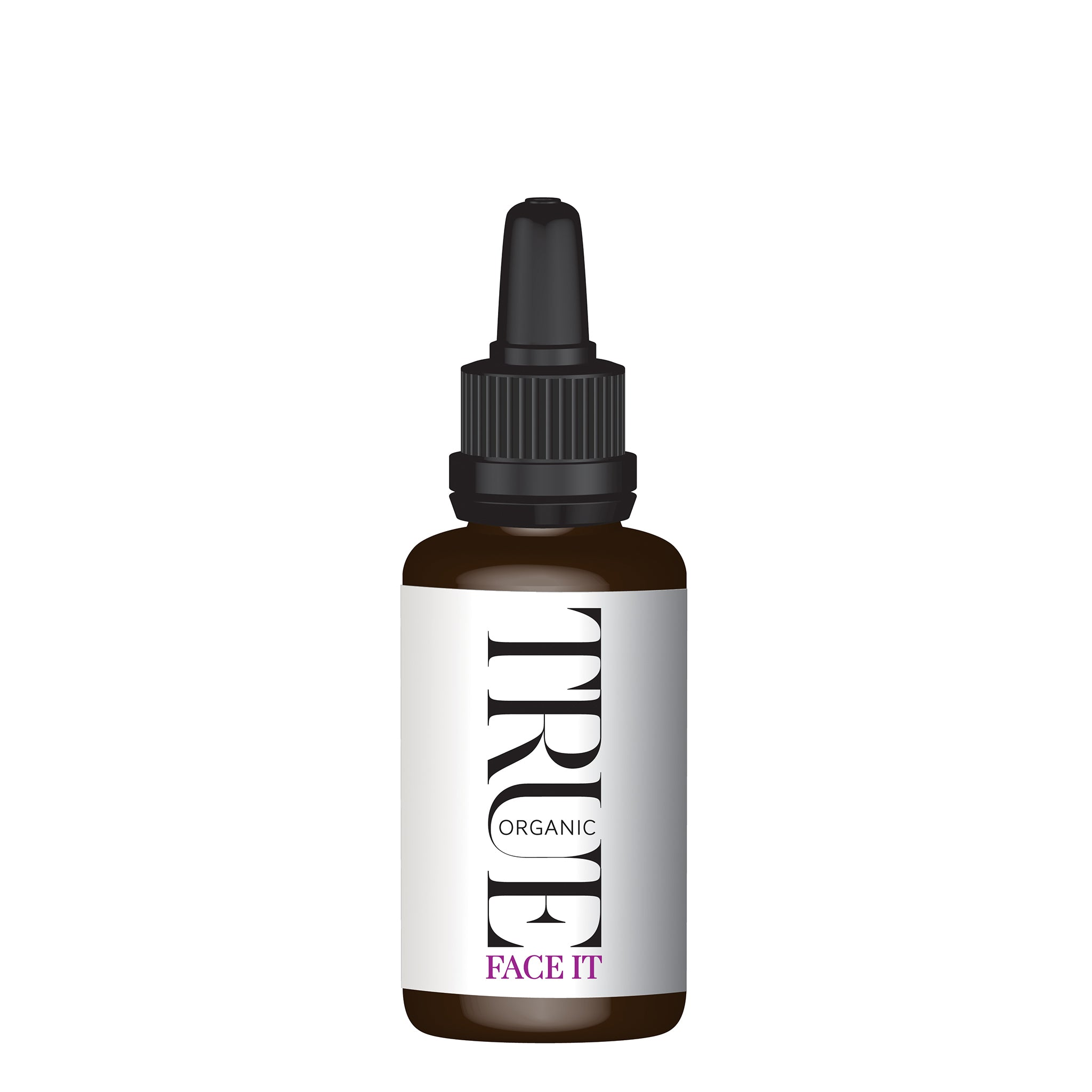 True Organic of Sweden Face It Serum