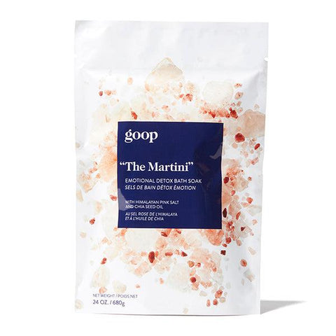 """The Martini"" bath soaks 680 g"