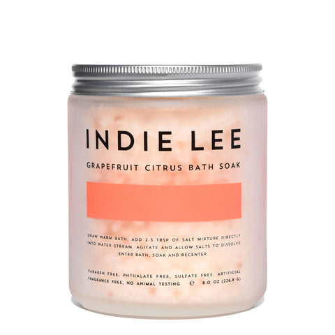 Grapefruit Citrus Bath Soak