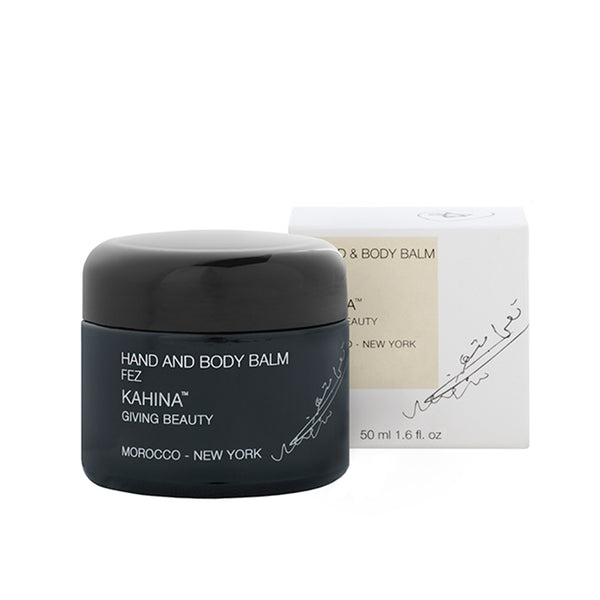 Hand and Body Balm Fez Kahina Giving Beauty