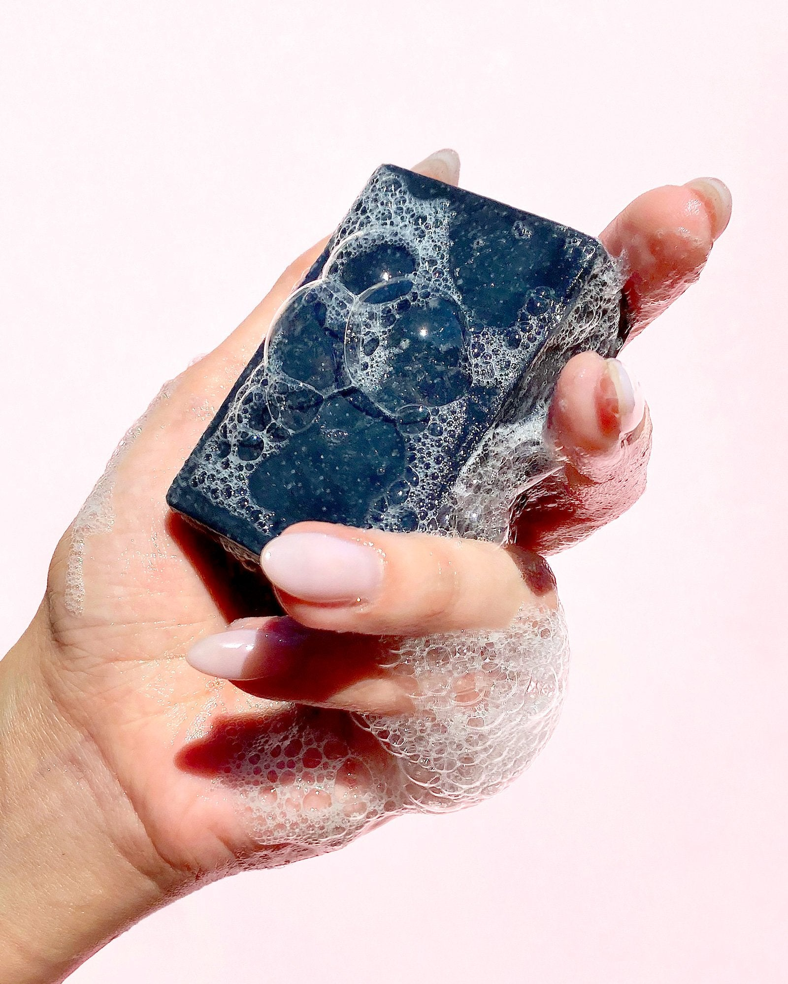 Bamboo Charcoal Cleansing Bar