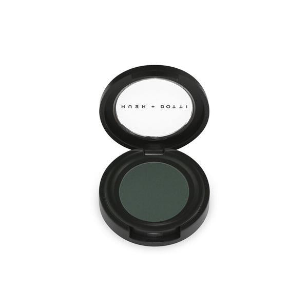Hush and Dotti Organic Eyeshadow Nikki (A matte evergreen.) 25g