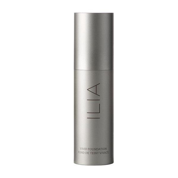 ILIA Beauty Natural Foundation with Organic Ingredients