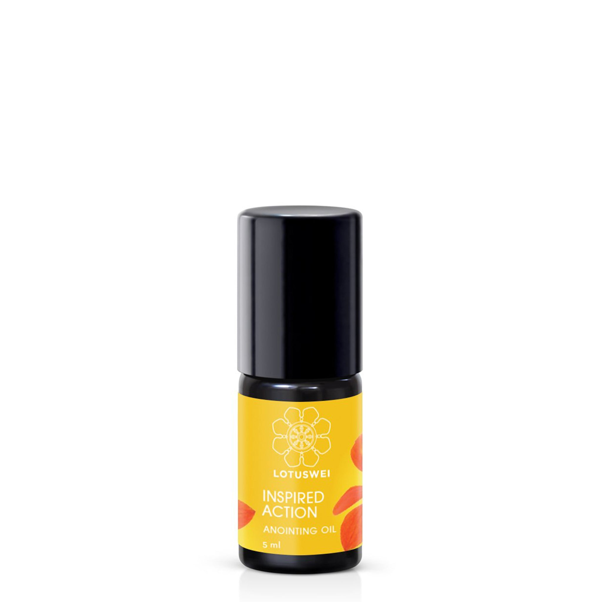 Lotus Wei Inspired Action Anointing Oil