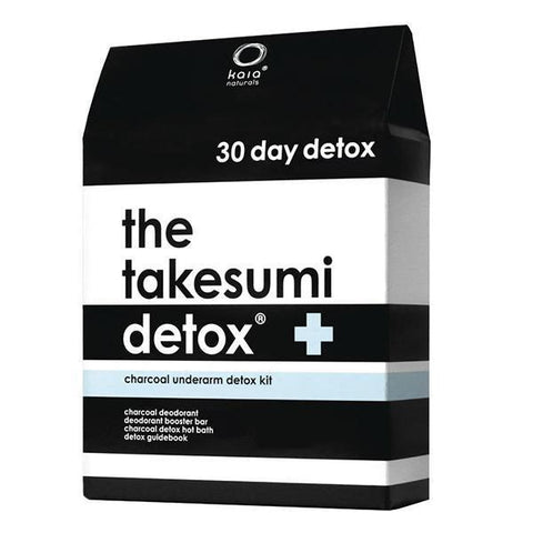 Takesumi Charcoal Underarm Detox Kit