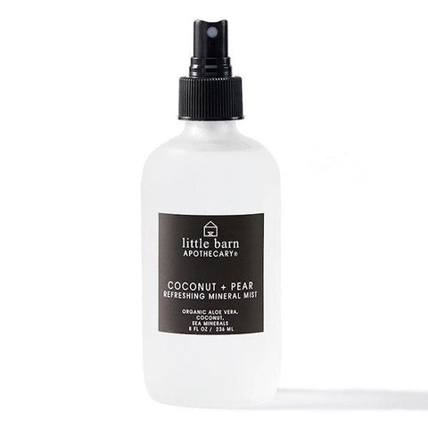 Coconut + Pear Refreshing Mineral Mist
