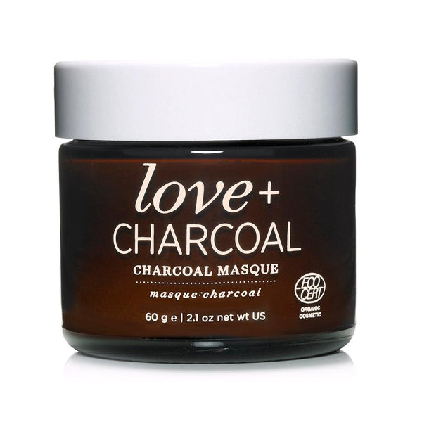 Love + Charcoal Masque