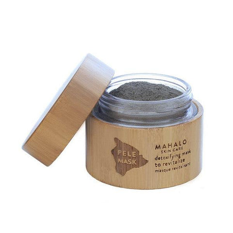 Mahalo The PELE MASK detoxifying mask