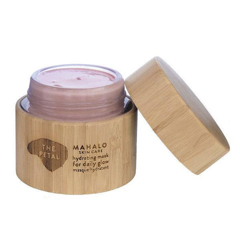 Mahalo The PETAL hydrating mask