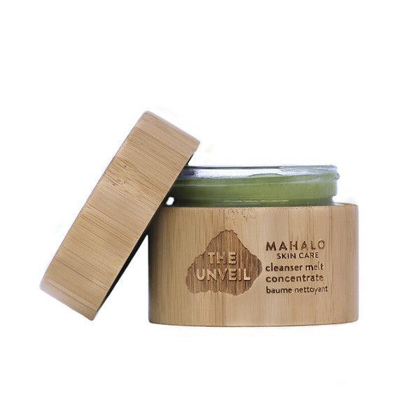 Mahalo The UNVEIL cleanser melt concentrate