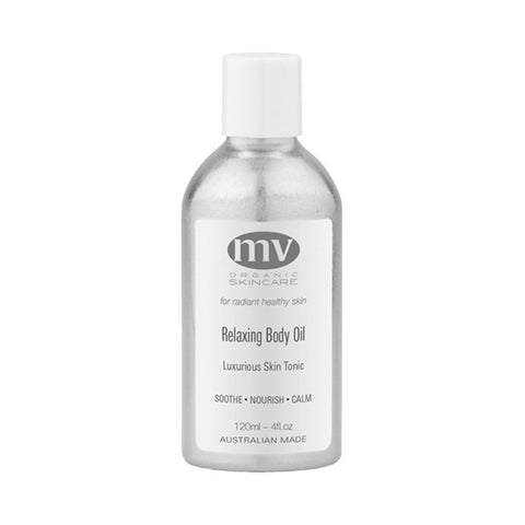 MV Skincare Relaxing Body Oil 120ml