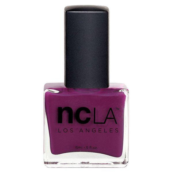 NCLA Laurel Canyon Lolita Fuchsia Nail Polish