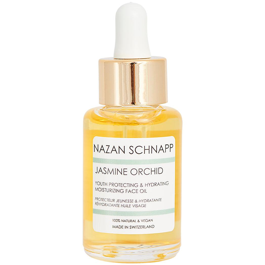 Jasmine Orchid Youth Protecting & Hydrating Moisturizing Face Oil