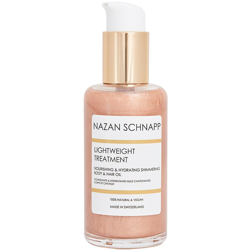 Lightweight Treatment Nourishing & Hydrating Shimmering Body & Hair Oil