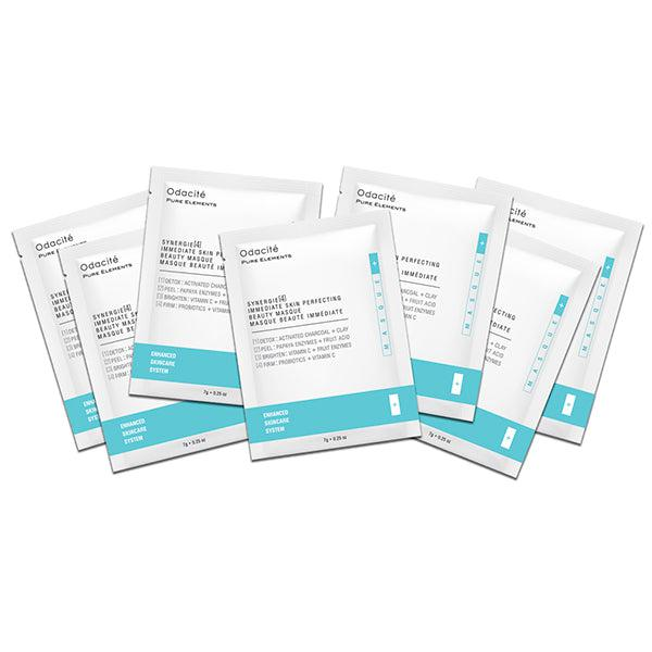 Synergie[4] Immediate Skin Perfecting Beauty Masque Sachet Box
