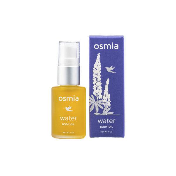 Osmia Organics Water Body Oil 1oz