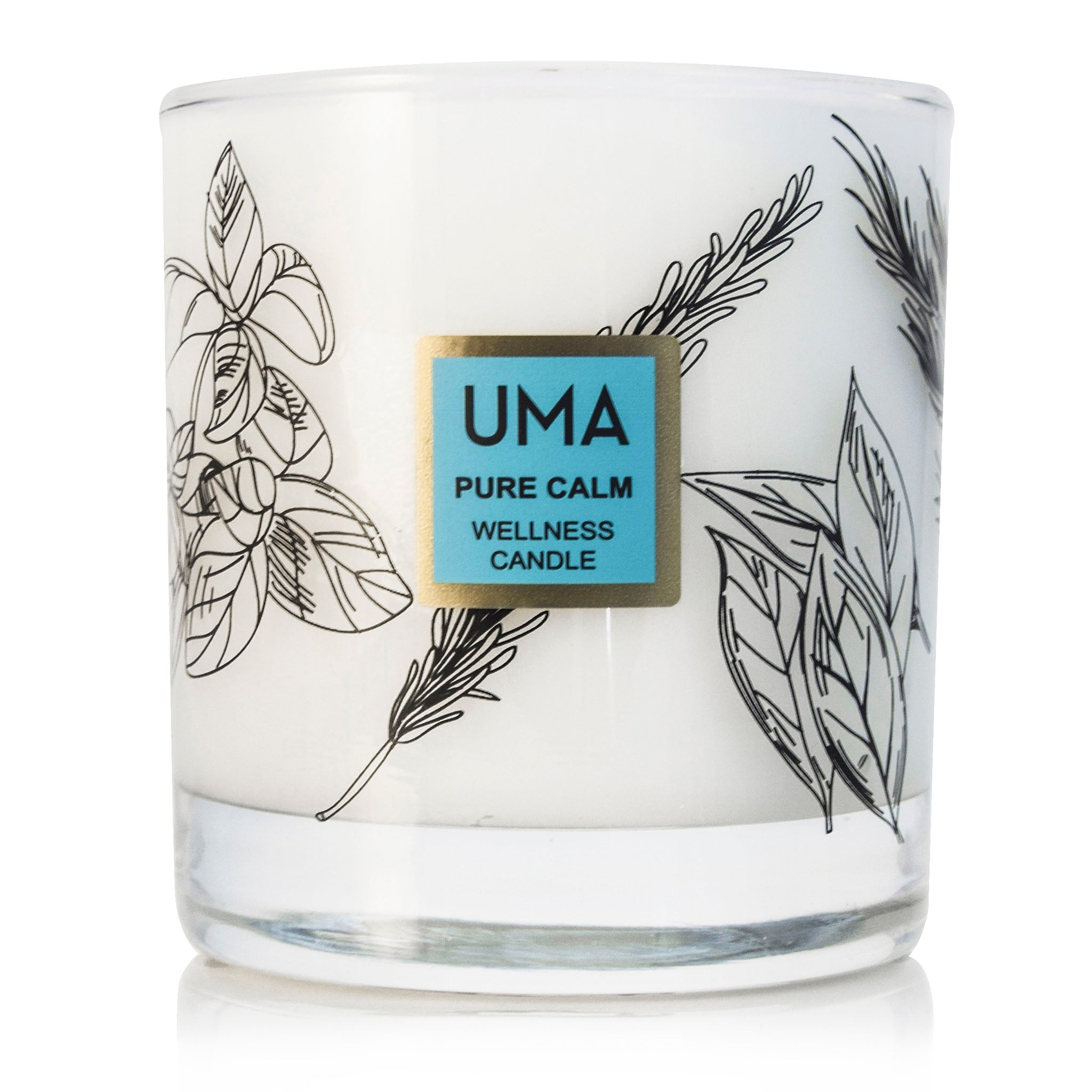Pure Calm Wellness Candle