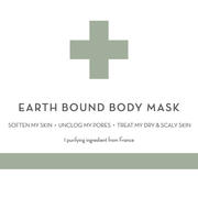 Earth Bound Body Mask